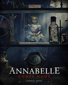 Annabelle Comes Home ตุ๊กตาผีกลับบ้าน