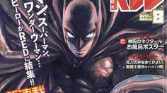 Batman and The Justice League จากผู้เขียน Saint Seiya The Lost Canvas!