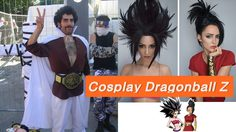 Cosplay เจ๋งๆ ของเหล่า Dragonball Z
