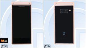หลุดข้อมูลมือถือฝาพับสุดพรีเมี่ยม Samsung W2019 ราคาเกือบแสน