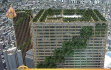 ตึกไม้ระฟ้าสูงสุดในโลกที่ญี่ปุ่น