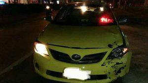 วอนช่วยล่า! แท็กซี่ขับชนจยย.สาวดับ กลัวความผิด ทิ้งรถ เก็บบัตรประจำตัวหนี