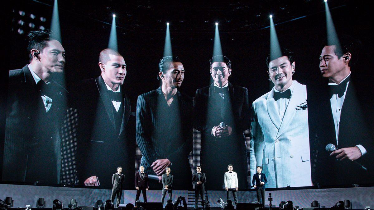 """ประมวลภาพที่สุดแห่งปี """"TheGentlemen Live"""" สร้างประวัติศาสตร์ทางดนตรี"""
