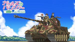 Girls Und Panzer สาวปิ๊งซิ่งแทงค์สาวน้อยน่ารักกับรถถังทหารศึก!!