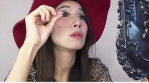 เทคนิค ติดขนตาปลอม แบบง่ายๆด้วยตัวเอง How to apply Eyelashes by Kitty Noofah