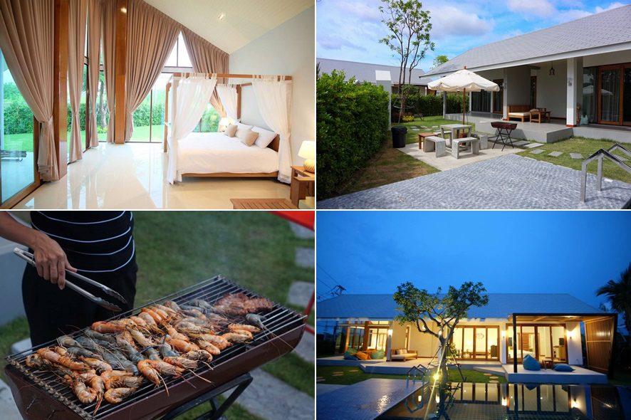 Cosmo House Hua Hin Pool Villa