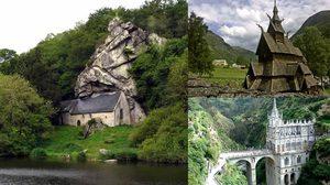 10 โบสถ์ที่ไม่ธรรมดาของโลก