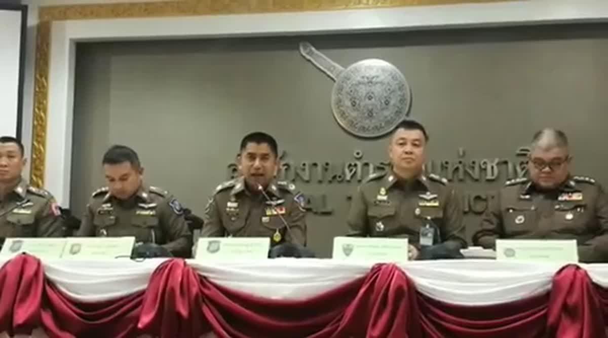 รวบ!! หัวหน้ามาเฟียมาเลย์โหดใช้มีดแทงแล้วขับรถทับ ก่อนหนีบวนในไทย