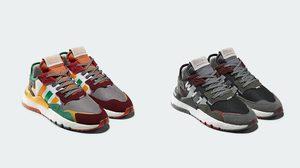 adidas สานต่อความสัมพันธ์ White Mountaineering ปล่อยรองเท้าตอบโจทย์สายสตรีท และสายกีฬา