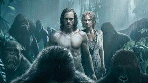 พร้อมปกป้องเจน! ทาร์ซานและฝูงลิงรับหน้าในโปสเตอร์ล่าสุด The Legend of Tarzan