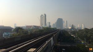 เช้านี้กรุงเทพฯ ฝุ่น PM 2.5 เกินมาตรฐาน 17 พื้นที่
