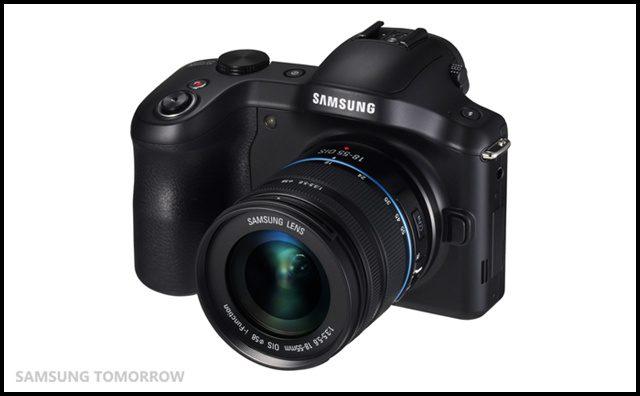 Samsung Galaxy NX 005