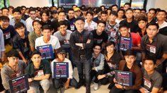 บราโว่! บอยส เมืองไทยคึกคัก!!! เอกชัย เดินหน้าต่อลุยเฟ้น พระเอกใหม่ 4 ประเทศเออีซี
