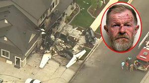 หนุ่มหัวร้อนขับ เครื่องบิน ชนบ้านตัวเอง หลังเพิ่งโดนจับข้อหาทำร้ายร่างกายภรรยา