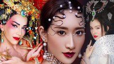 มหัศจรรย์ของการ เมคอัพ แต่งหน้าขั้นเทพ แบบ สาวจีน