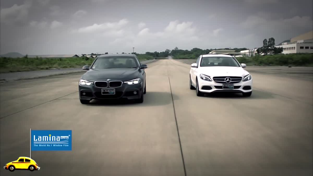 Benz C 350e VS BMW 330e ep.2