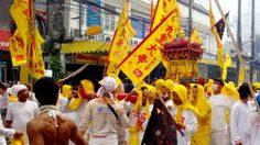 รวมสถานที่เทศกาลกินเจ ประจำปี 2557