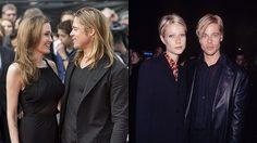 เมื่อ Brad Pitt เปลี่ยนลุคตัวเองตามสาวที่คบ มันก็จะเหมือนๆ หน่อย