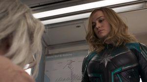 ความตื่นเต้นของแฟนหนังบางส่วนที่ได้ดูตัวอย่างแรก Captain Marvel