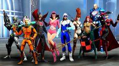 DC Unchained อัปเดตใหญ่ จัดเต็ม PvP โหมดใหม่ และเพิ่มระดับตัวละครสู่เกรด SS