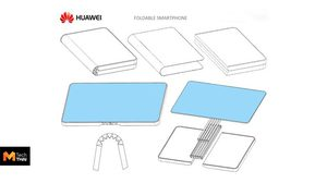 Huawei เตรียมเผยโฉม สมาร์ทโฟนจอพับปีหน้า