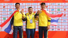 ทัพนักกีฬาไทย แม้คว้า 8 ทองเพิ่มเติม แต่ก็ยังถูก เวียดนาม แซงหน้าใน ซีเกมส์ 2019