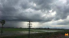 กรมอุตุฯ เผยไทยยังมีฝนฟ้าคะนองหลายพื้นที่ – กทม.ฝนตก 60%
