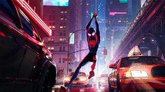 นักวิจารณ์เทใจ!! ให้คะแนนมะเขือสด 100% หนัง Spider-Man: Into The Spider-Verse
