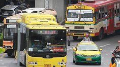 รถเมล์จี้รัฐเพิ่มค่าโดยสาร ประกาศเตรียมหยุดวิ่ง 4 พันคัน