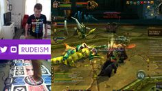 เกมเมอร์ ตปท. หยิบแผ่นเต้น ใช้เล่นเกมส์ World of Warcraft