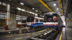 บีทีเอส เพิ่มขบวนรถไฟฟ้ารับเส้นทางใหม่
