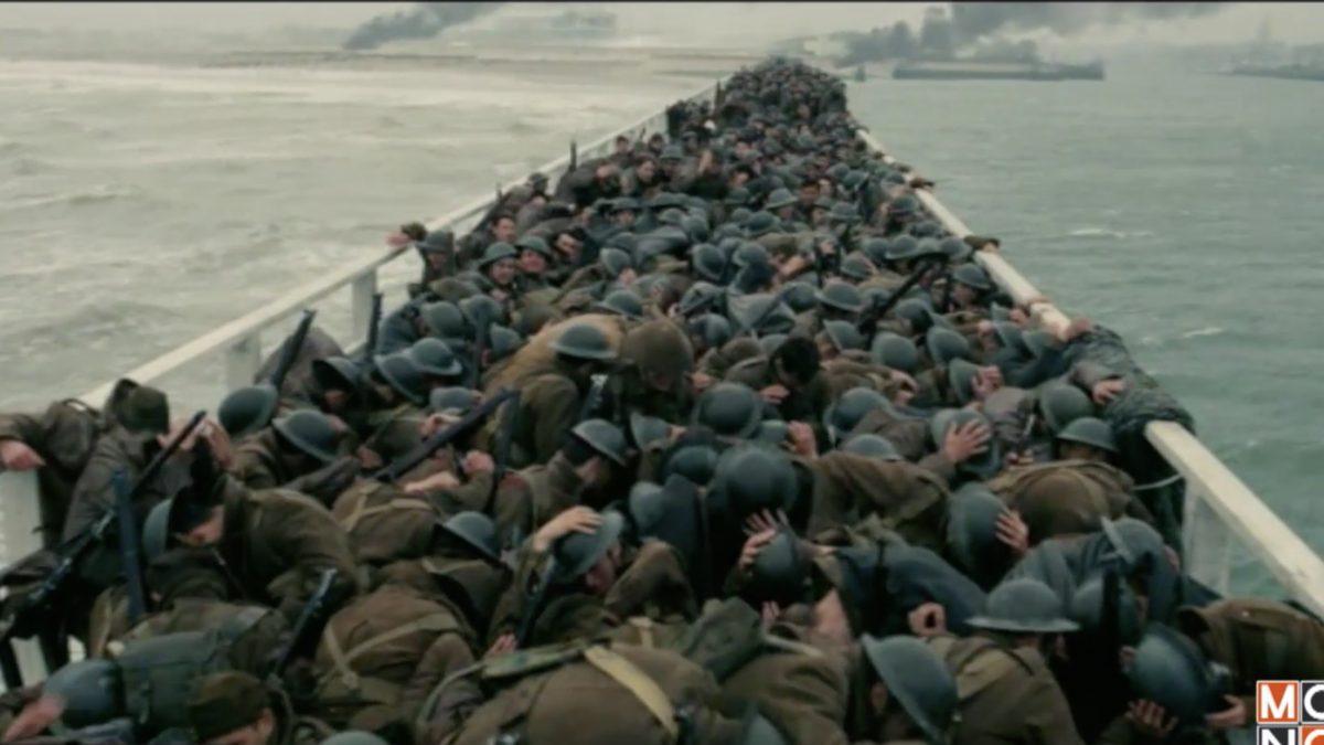 """""""DUNKIRK"""" ผลงานล่าสุดจาก คริสโตเฟอร์ โนแลน พร้อมฉาย 20 ก.ค.นี้ ในโรงภาพยนตร์"""