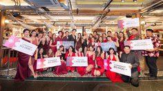 ฝ้าย-ยุ่น ควง บอสนิด มอบโบนัสสนั่นงาน Shihada Bonus & The Red Party 2021