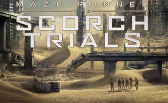 Maze Runner 2: The Scorch Trials สมรภูมิมอดไหม้