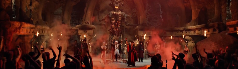 Indiana Jones and the Temple of Doom ขุมทรัพย์สุดขอบฟ้า 2 : ถล่มวิหารเจ้าแม่กาลี
