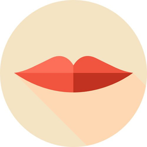 มุมปาก ริมฝีปาก บอกนิสัย - ลักษณะปากแบบนี้ จะเป็นคนนิสัยยังไง