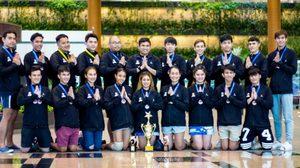 ทีมเชียร์ลีดเดอร์ ม.หอการค้าไทยคว้ารางวัลระดับเอเชีย