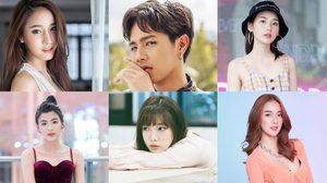 สวยหล่อสดใส 14 นักแสดง-ศิลปิน ในสังกัด Mono Talent Studio