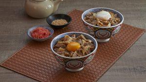 ข้าวหน้าหมูซอสกระเทียม (Pork Stamina Bowl ) เมนูใหม่ จาก โยชิโนยะ