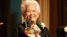 กันตนา สุดปลื้ม คุณแม่สมสุข รับเชิดชูเกียรติศิลปินแห่งชาติ 2561