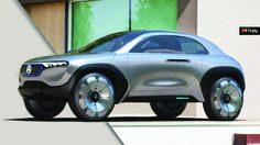 Baby Benz คันนี้จะเพิ่มให้กลุ่มรถ EQ Range ของ Mercedes-Benz มีความน่ารักยิ่งขึ้น