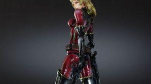 Squae Enix ส่งแอ็คชั่นฟิกเกอร์  Capaptain Harlook และ Kei Yuki