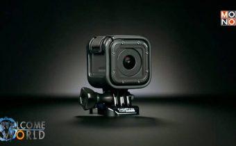 โกโปรเผยโฉมกล้อง HERO4 Session แอ็คชั่นแคมรุ่นใหม่