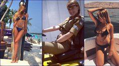 เมื่ออิสราเอลเกณฑ์ทหารหญิง ทหารหญิงสุดฮอต เซ็กซี่ระเบิดจึงกำเนิดขึ้น