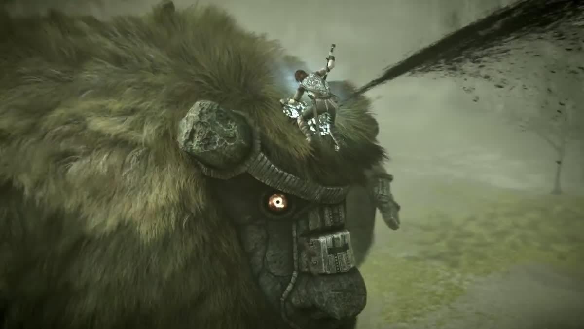 [ตัวอย่างเกม] Shadow of the Colossus รีมาสเตอร์ใหม่บน PS4 เวอร์ชั่นนี้มี sub thai