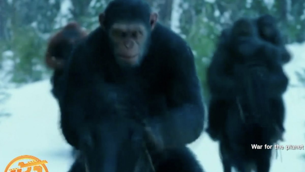 """Planet of the Apes"" ขึ้นอันดับ 1 ใน Box Office"