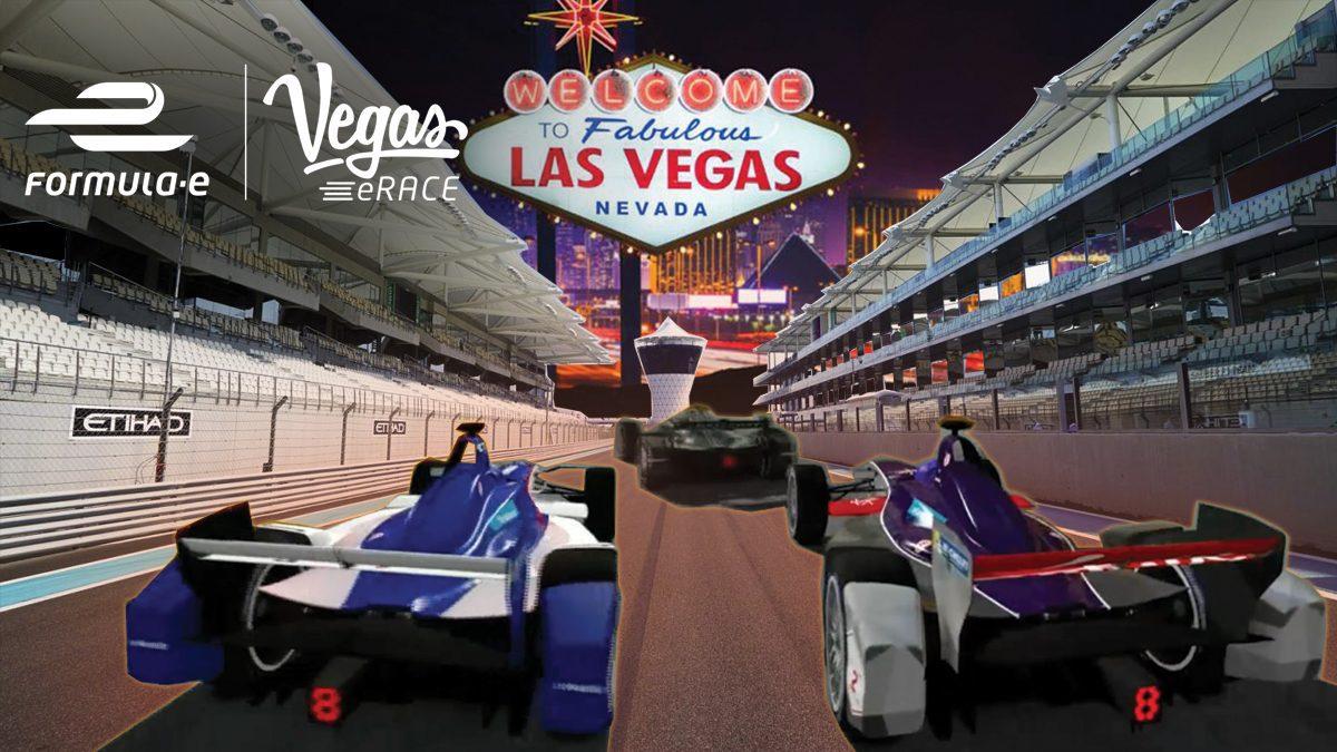 การแข่งขัน Formula-e Vegas eRace 2017 | [2/1]