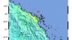 ระทึก ! แผ่นดินไหวขนาด 5.8 แมกนิจูด เขย่ารัฐควีนแลนด์