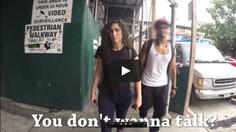 คลิป เตือนภัยผู้หญิง บนท้องถนน ใส่อะไรเดินถนนก็ไม่ปลอดภัย