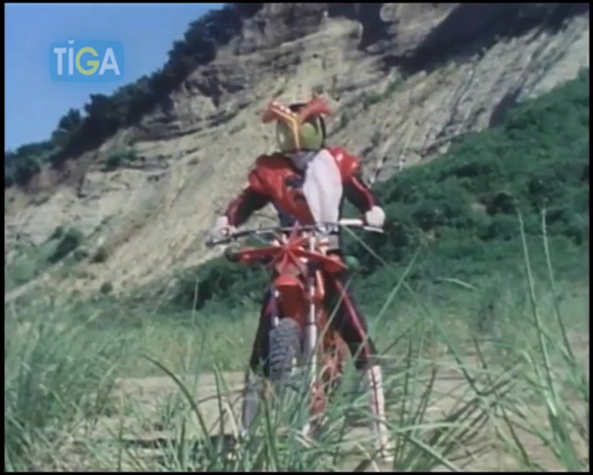 Masked Rider Stronger ตอนที่ 28-1